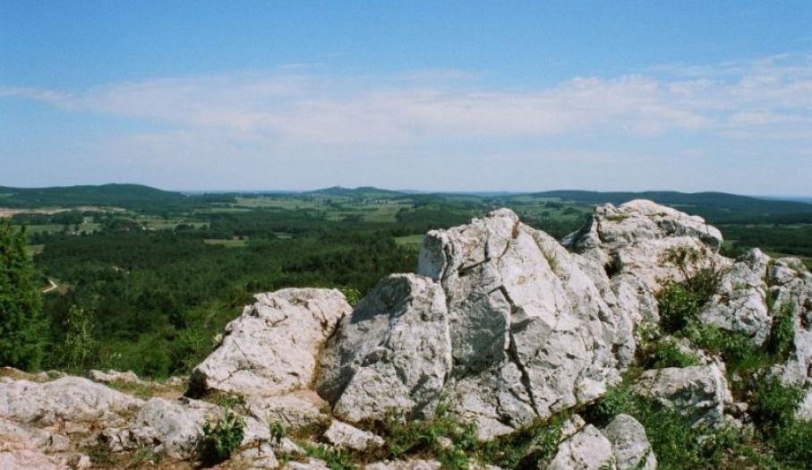 Szczyt góry