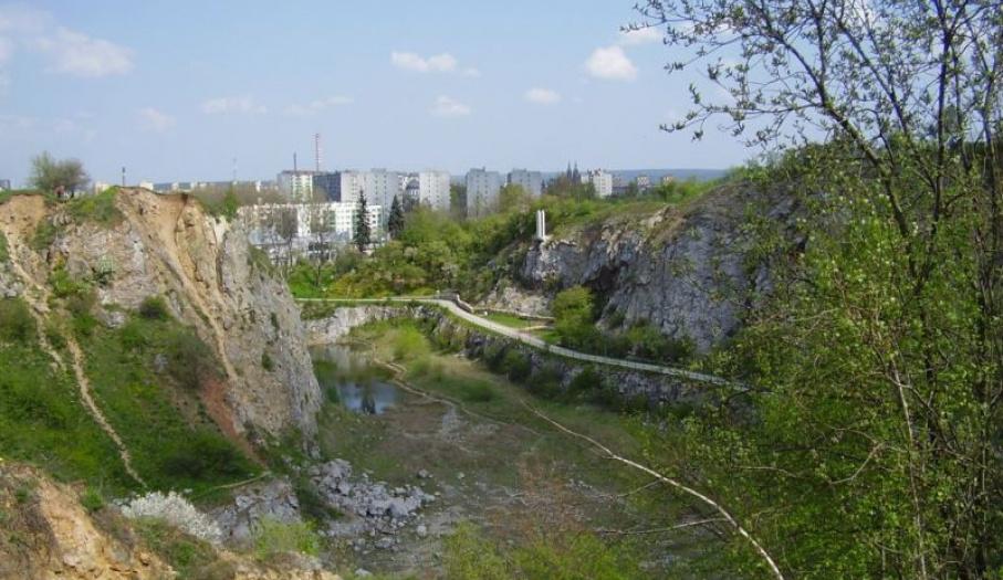 Rezerwat Kadzielnia fot. Archiwum ROTWŚ