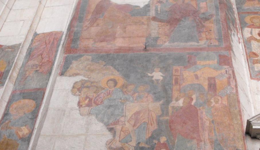 Polichromie bizantyjskie