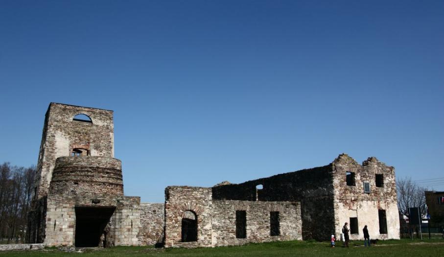 Ruiny huty