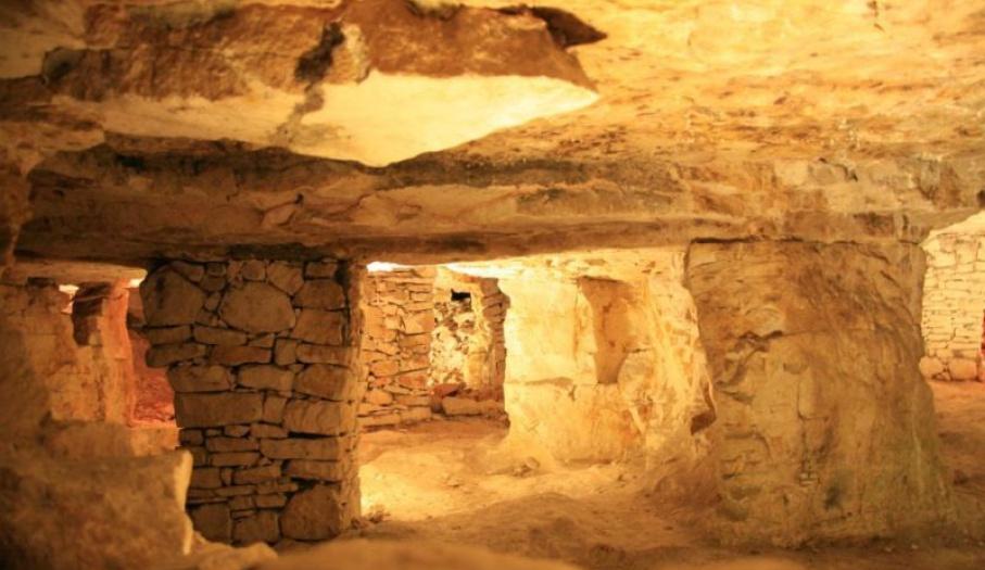 W neolitycznej kopalni