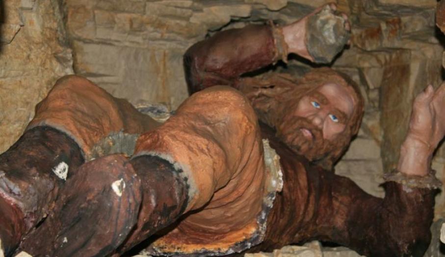 Neolityczny górnik