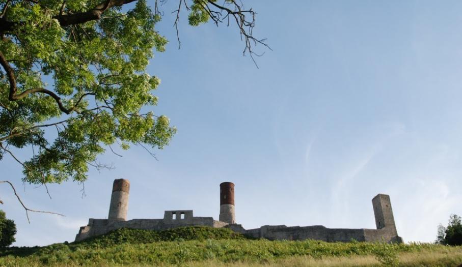 Royal Castle in Chęciny