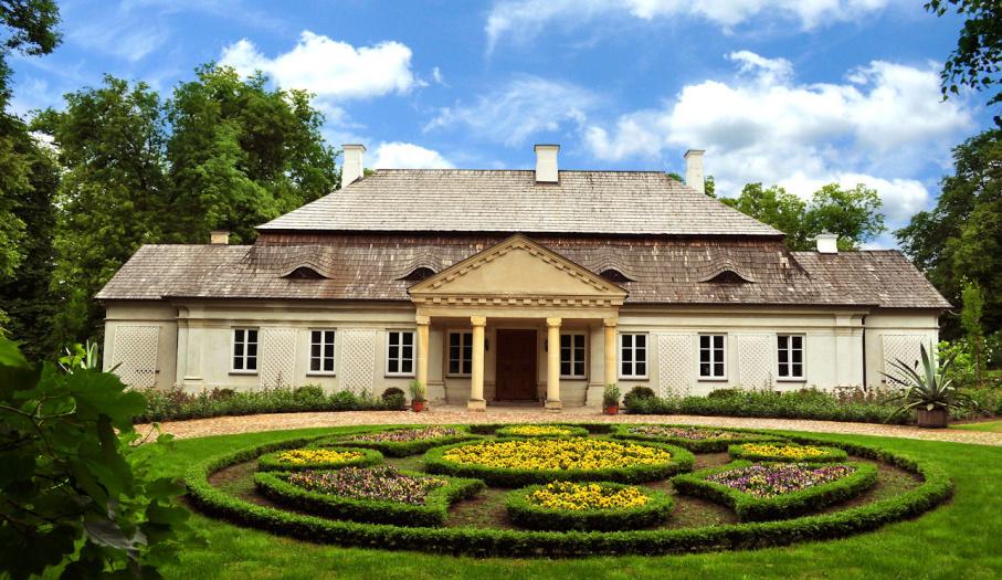 Manor House in Śmiłów
