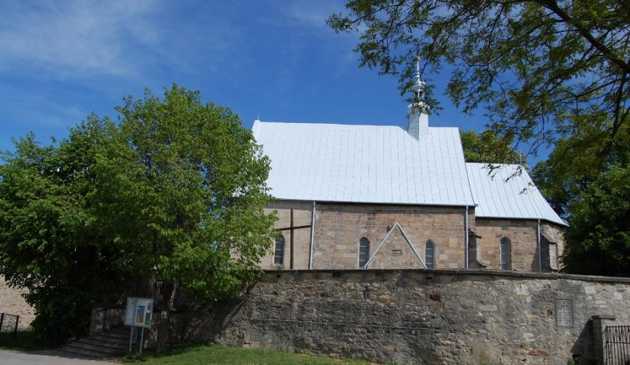 Kościół p.w. św. Idziego