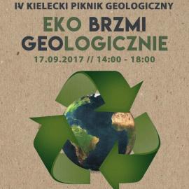 Eko brzmi geologicznie - IV Kielecki Piknik Geologiczny