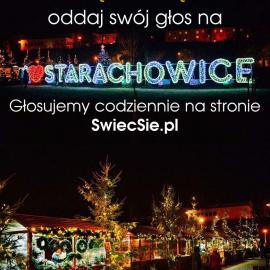 Starachowice Świetlną Stolicą Ziemi Świętokrzyskiej