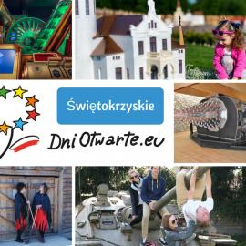 Dni otwarte Funduszy Europejskich w Świętokrzyskim 11-13.05.2018