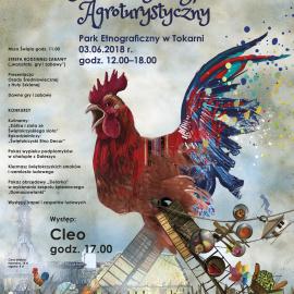 Sprzedaż biletów na Jarmark Agroturystyczny w Tokarni