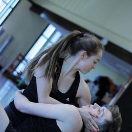 Kielecki Teatr Tańca podbija Węgry!