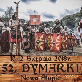 Dymarki w Nowej Słupi - konkursy