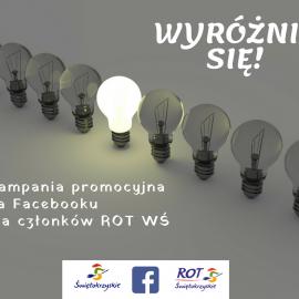 Kampania promocyjna członków ROT WŚ