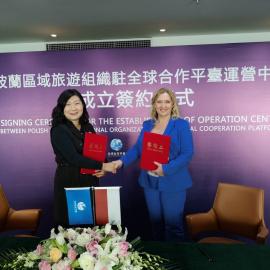 Świętokrzyskie nawiąże turystyczną współpracę z Chinami. Smok pokocha czarownicę?