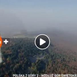 Pokrzywianka i Góry Świętokrzyskie w PLANETE+ !