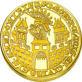 Podziemna trasa Turystyczna w Sandomierzu ma swoją pamiątkową monetę !
