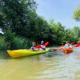 Spływy kajakowe w Bałtowie!