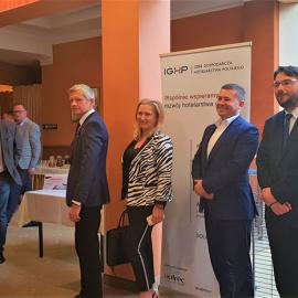 Spotkanie Izby Gospodarczej Hotelarstwa Polskiego w Kielcach