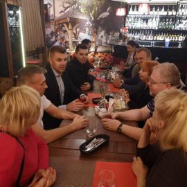 Kierunek Świętokrzyskie! Touroperatorzy z Ukrainy zwiedzają nasz region.