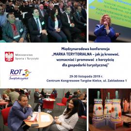 Międzynarodowa Konferencja i spotkania B2B na Targach Kielce