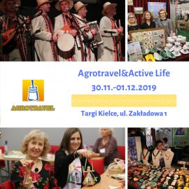 AGROTRAVEL & Active Life w Kielcach - święto turystyki wiejskiej i aktywnej w międzynarodowej oprawie