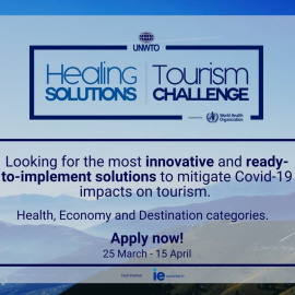 Konkurs Światowej Organizacji Turystyki (UNWTO) na rzecz zwalczania negatywnych skutków epidemii COVID-19