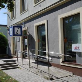 Regionalne Centrum Informacji Turystycznej w Kielcach - zasady funckjonowania w maju