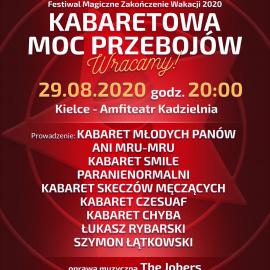 Kabaretowa Moc Przebojów - konkurs