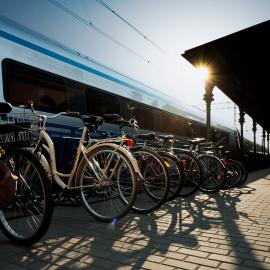 PKP Intercity ze specjalną ofertą dla rowerzystów!