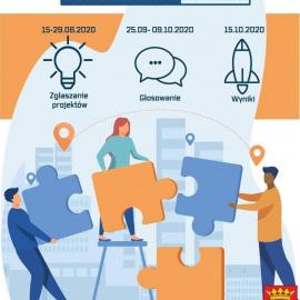 Zagłosuj w Kieleckim Budżecie Obywatelskim na 2021 rok!