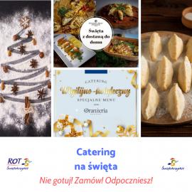 Świąteczny catering na święta - świętokrzyskie oferty