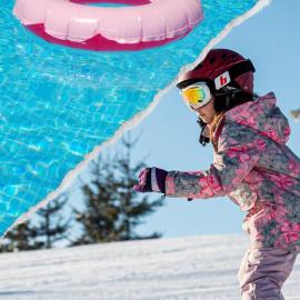 #OTWARTE! Baseny i stoki narciarskie