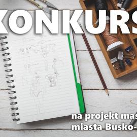 Konkurs na projekt graficzny maskotki Miasta i Gminy Busko-Zdrój