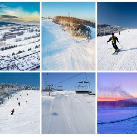 Świętokrzyskie zaprasza na narty - jeszcze nie kończymy sezonu  !!!