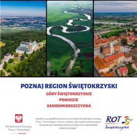Poznaj region świętokrzyski - szkolenie z krajoznawstwa