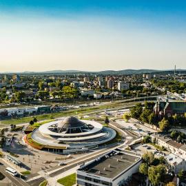 Dzień Samorządu Terytorialnego i Otwarcie Punktu Promocji Kielc