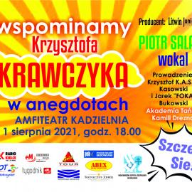 """Wygraj zaproszenia na koncert """"Wspominamy Krzysztofa Krawczyka"""""""