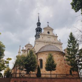Jubileusz 850-lecia powstania Bazyliki Katedralnej w Kielcach