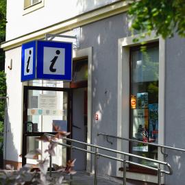 Godziny otwarcia Regionalnego Centrum Informacji Turystycznej w Kielcach 22 sierpnia 2021 r.