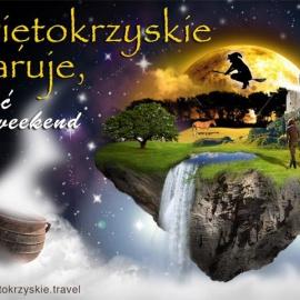 Billboardy promujące Region Świętokrzyski
