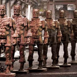 Mężczyźni z żelaza w Świętokrzyskiem