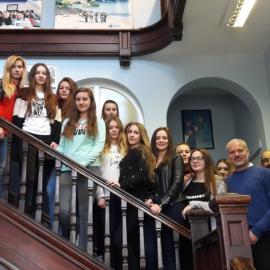 Kolejna grupa uczniów Ekonomika  wróciła ze stażu w Bournemouth w Wielkiej Brytanii