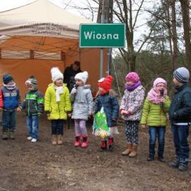 Wiosna w gminie Radoszyce