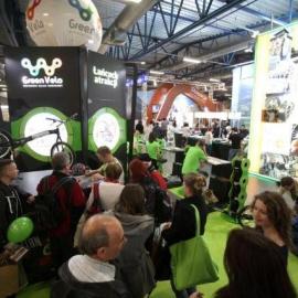 Kolejna odsłona prezentacji regionu świętokrzyskiego oraz szlaku Green Velo na targach !