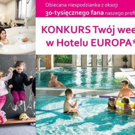 """""""Twój świętokrzyski weekend z Hotelem Europa****"""""""
