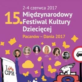 15. Międzynarodowy Festiwal Kultury Dziecięcej w Pacanowie