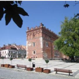 Połączenia kolejowe do Sandomierza