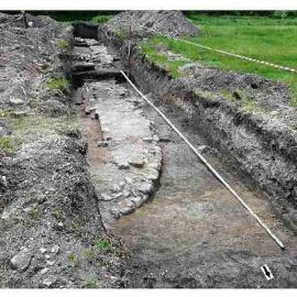 Ciekawe odkrycie archeologiczne w Mnichowie