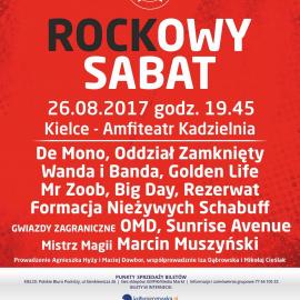 Rockowy Sabat na Kadzielni