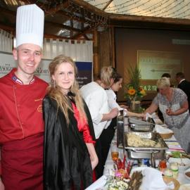 Świętokrzyskie na Festiwalu Kuchni Polskiej w Kijowie