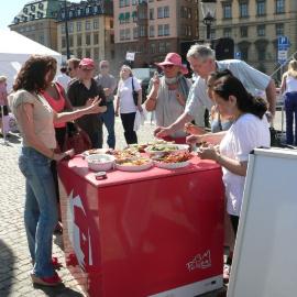 Kurs Europa – Świętokrzyska promocja w Sztokholmie